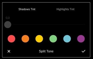 Используемые цвета в редакторе